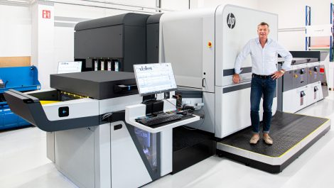 HP Indigo 100K helps Saxoprint reduce delivery times