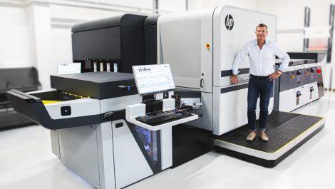 Saxoprint installs HP Indigo 100K