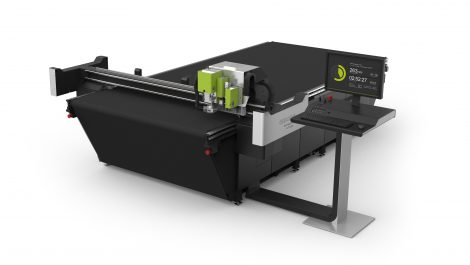 Esko unveils upgradeable cutting table