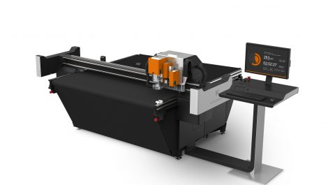 Kongsberg adds compact cutting table