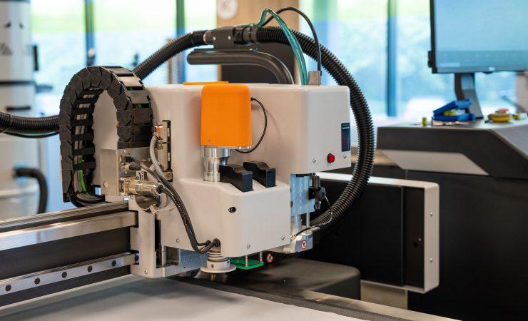 Kongsberg integrates with PrintFactory