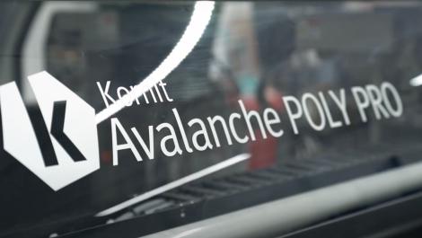 Kornit DTG press lands at Flyeralarm Sports
