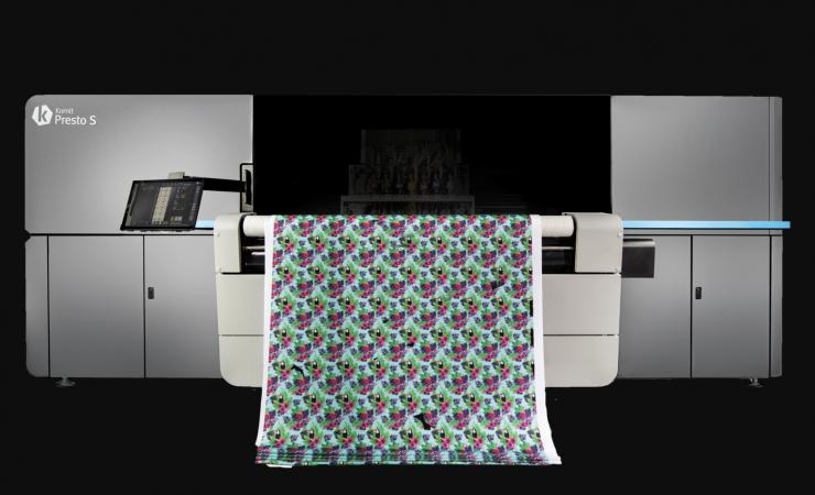 Kornit establishes UK operation as textiles market grows