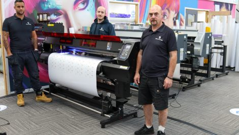 Mimaki duo helps Selectequip meet Covid demand
