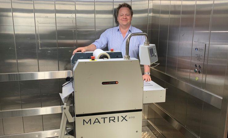 Brightside installs laminator to meet post-lockdown demand