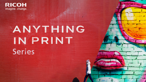 Ricoh releases Anything in Print podcast