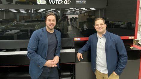 Parrot Print buys Europe's first Vutek Q5r