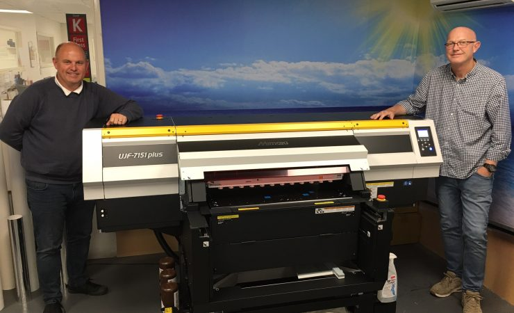 Matform invests in Mimaki direct-to-object flatbed