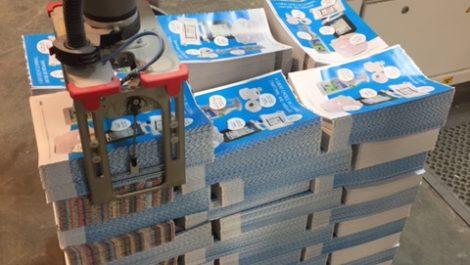 Micropress stacks up finishing options