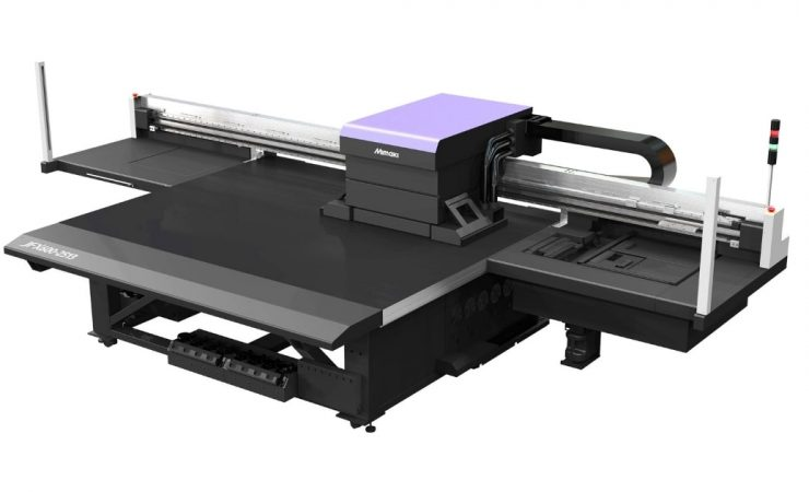 Mimaki adds fast flatbed, dedicated leather printer and new 3D model