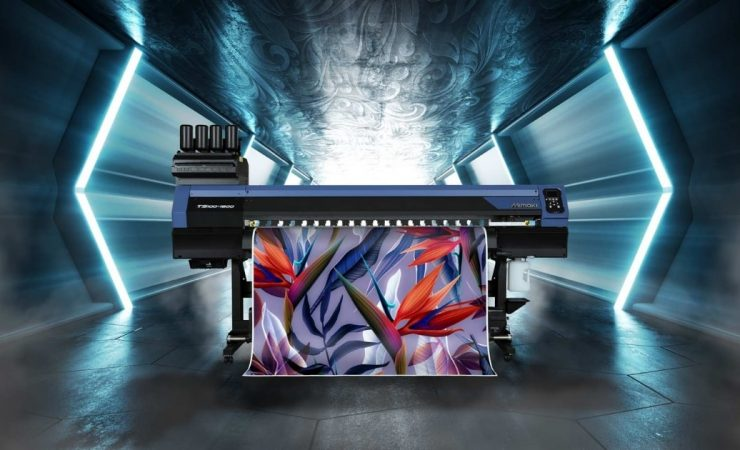 Mimaki rolls out textile dye-sub pair