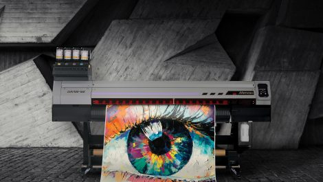 Mimaki launches entry level roll-to-roll inkjets