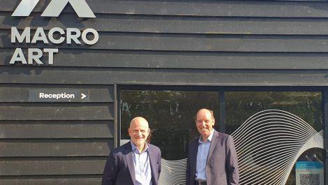 MacroArt appoints non-executive chairman