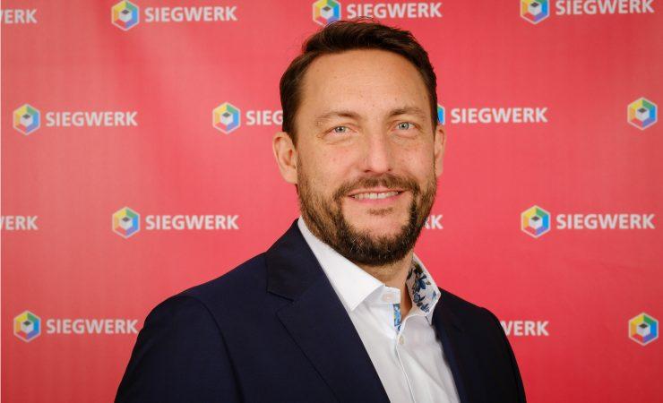 Nicolas Wiedmann takes over as Siegwerk CEO