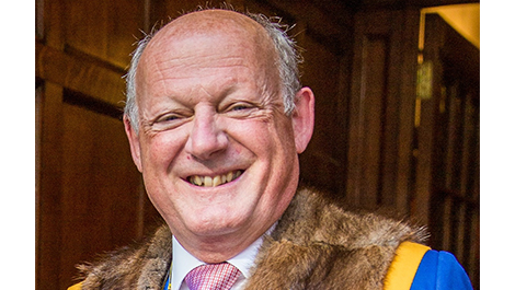 Kolbus chairman elected as Stationers' master