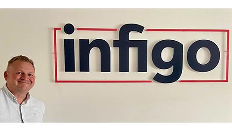 Infigo rebrands, launches platform improvements