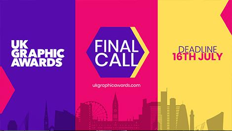 UK Graphics Awards extends deadline for entries