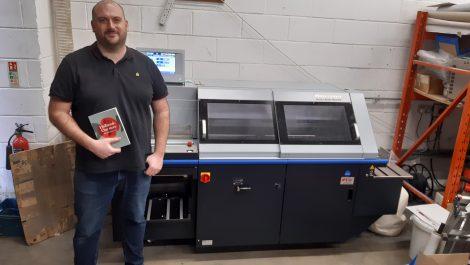 PJ Print opts for Horizon perfect binder