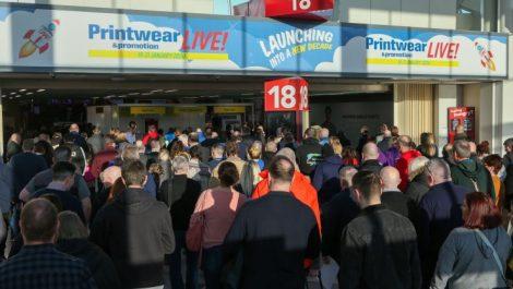 Printwear and Promotion exhibition postponed until 2022