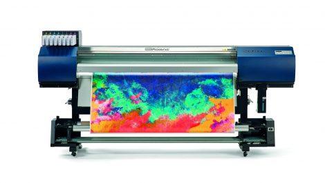 Roland's new décor printer available throughout EMEA