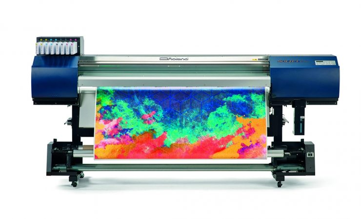 Roland's new décor printer available throughout EMEA