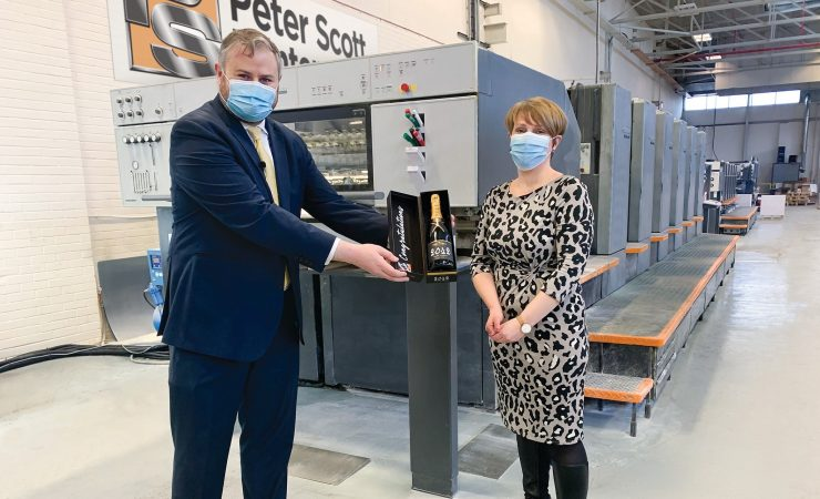 Peter Scott Printers appoints new MD