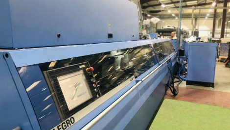 Pureprint Group invests in finishing equipment