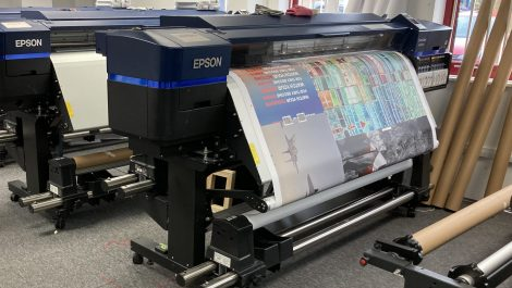 Photo printer adds fourth SureColor
