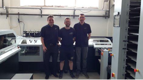 IFS installs StitchLiner in Chesterfield