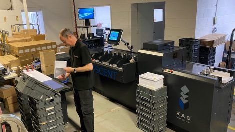 Kas offers Precision mail in Suffolk