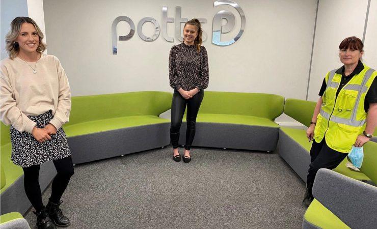 Potts Print announces promotions
