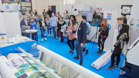 Fespa feature to focus on sportswear production