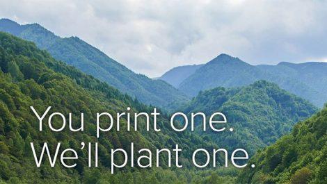Gemini goes greener with PrintReleaf
