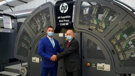 HP inkjet breaks into Africa