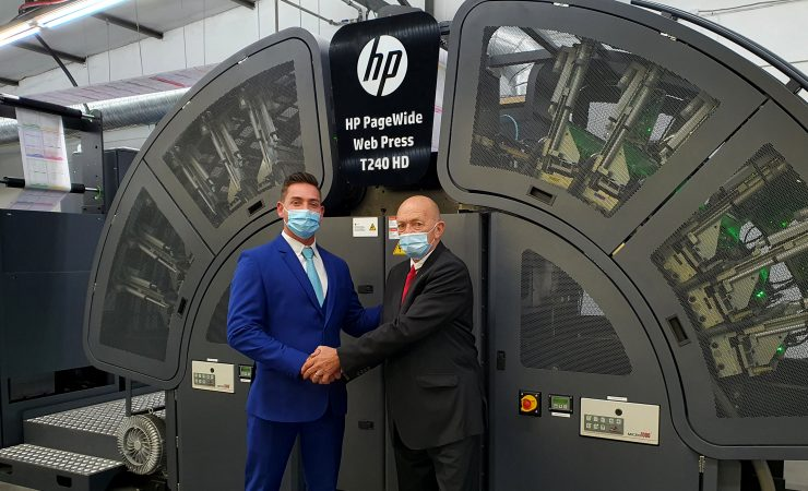 HP inkjet breaks into Africa
