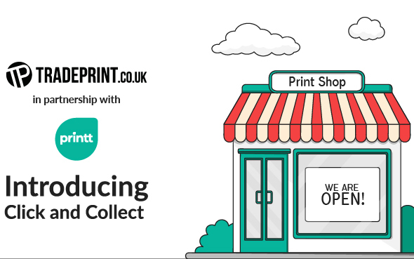 Tradeprint to offer click & collect via Printt app