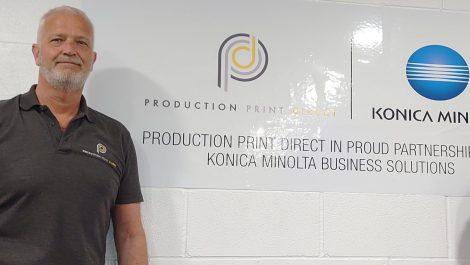 Production Print Direct joins KM parternship