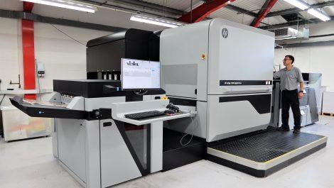 Pureprint takes second HP Indigo 100K