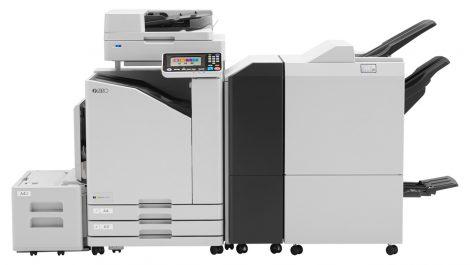 Riso updates cut-sheet inkjets