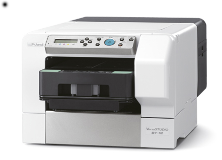 Roland DG says DTG printer is on the way