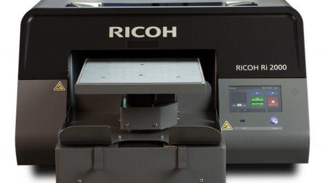 Ricoh debuts 'next generation' DtG printer