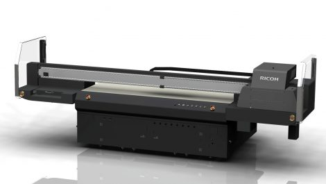 Large format joins Ricoh flatbeds