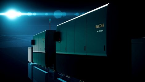 Scanner brings AI analysis to Ricoh web-fed presses