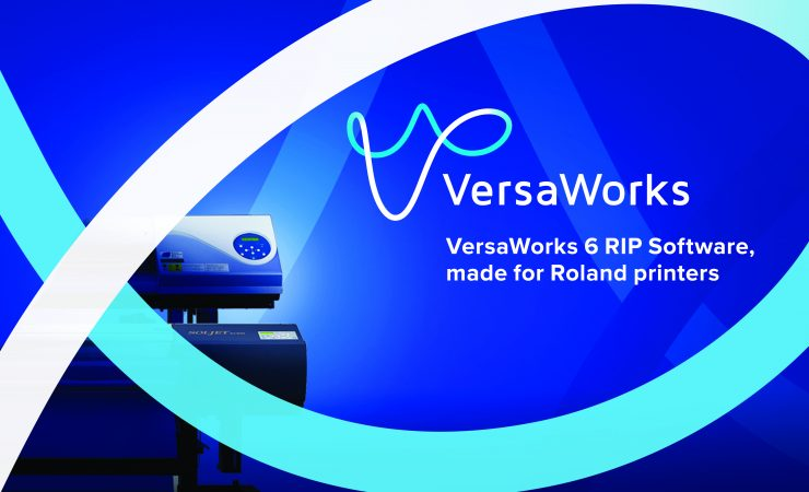 Roland releases new version of Versaworks