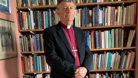 Former Bishop becomes master of The Stationers' Company