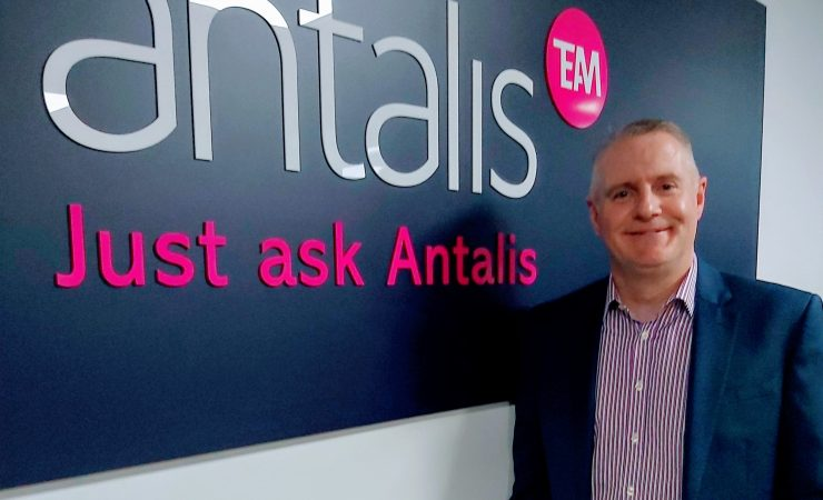 Antalis appoints new commercial director