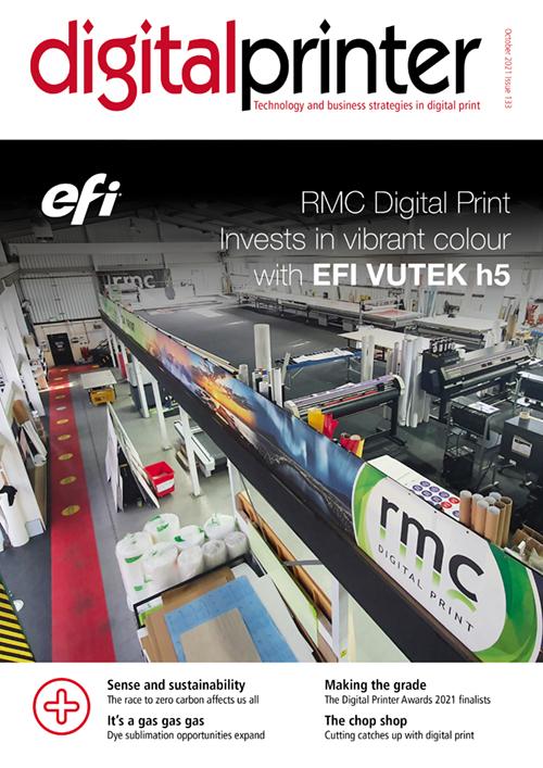 Digital Printer - October 2021