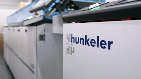 Hunkeler makes the cut at Solopress