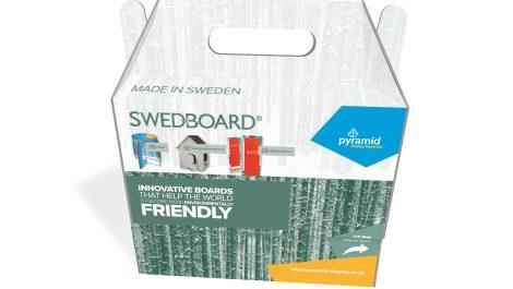 Pyramid brings Swedboard to the UK