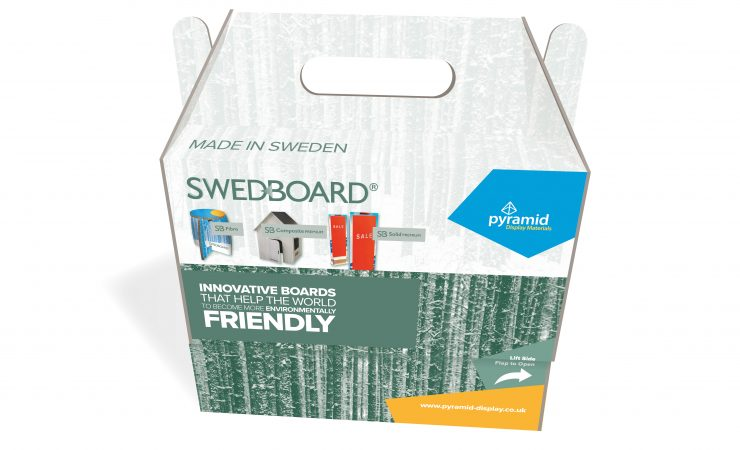 Pyramid brings Swedboard to the UK